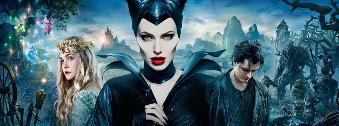 Video: Angelina Jolie si Elle Fanning vorbesc despre Maleficent 3D