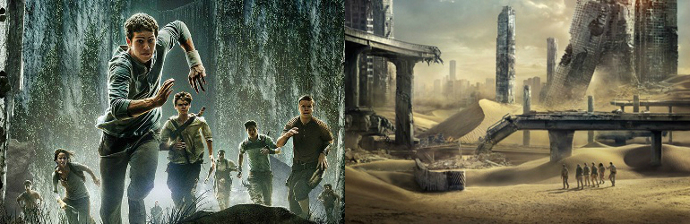 Recapitulare: Seria The Maze Runner
