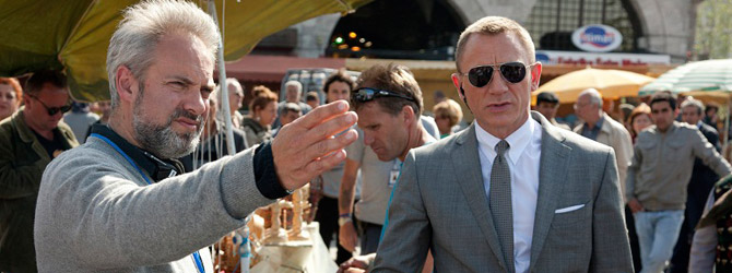 Daniel Craig si Sam Mendes despre noul film James Bond