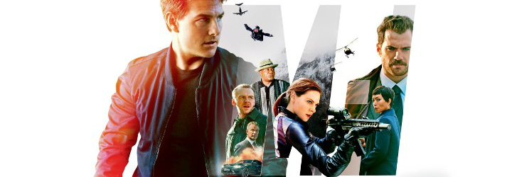 Mission: Impossible - Fallout pe 4K UHD STEEKBOOK, 4K UHD, Blu-ray si DVD