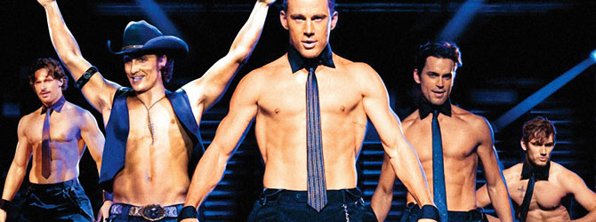 Channing Tatum revine in Magic Mike XXL