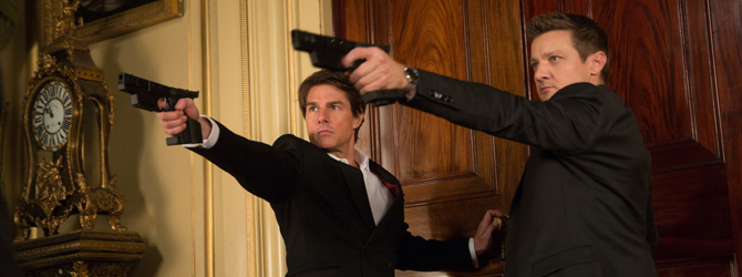 CineReview: Mission Impossible – Rogue Nation