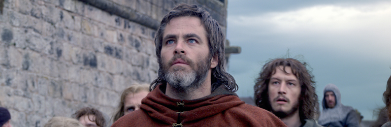 Chris Pine - rol principal in Outlaw King