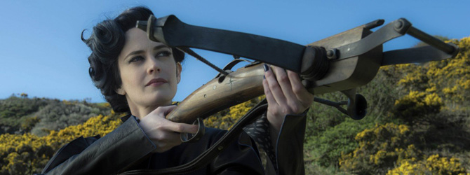 Primul trailer la Miss Peregrine's Home for Peculiar Children!