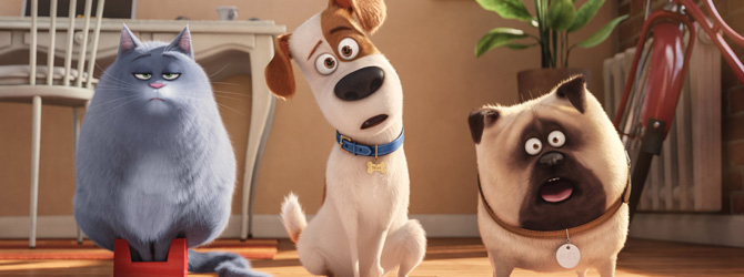 The Secret Life of Pets domina box-office-ul american