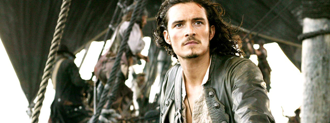 Orlando Bloom ar putea reveni in Pirates of the Caribbean 5