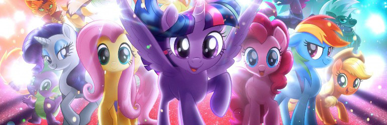 My Little Pony - Filmul pe DVD