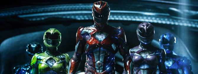 Trailer final pentru Power Rangers!