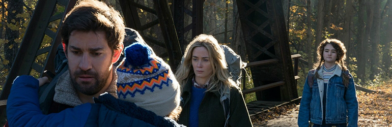 A Quiet Place pe 4K UHD, Blu-ray si DVD