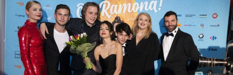 Oh, Ramona! - Cel mai vizionat film al acestui weekend in Romania