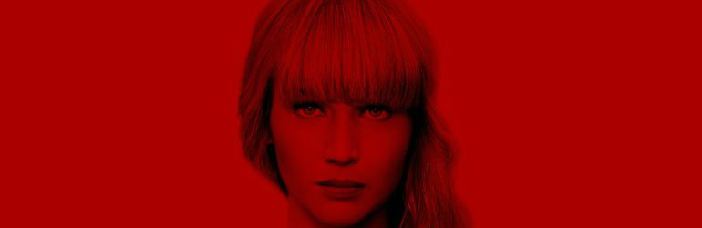 CineReview: Red Sparrow – o vrabie seducatoare