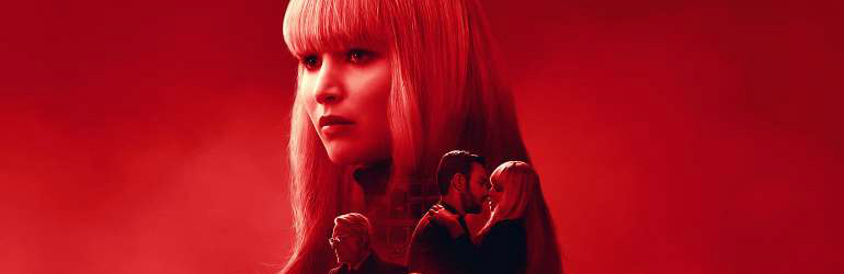 Red Sparrow pe Blu-ray si DVD
