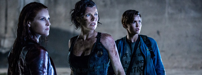 Resident Evil: The Final Chapter - cel mai bun debut al seriei in Romania