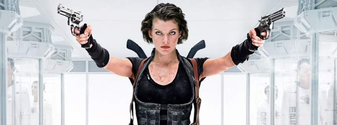 Resident Evil: The Final Chapter a fost amanat