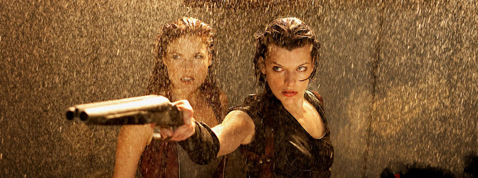 In august incep filmarile la Resident Evil: The Final Chapter