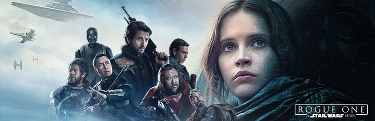 Rogue One: A Star Wars Story se lanseaza pe Blu-ray si DVD