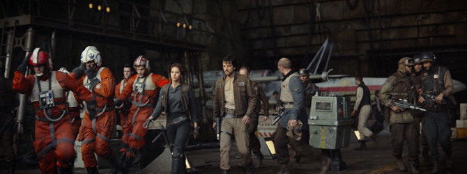 Iata primul trailer la Rogue One: A Star Wars Story