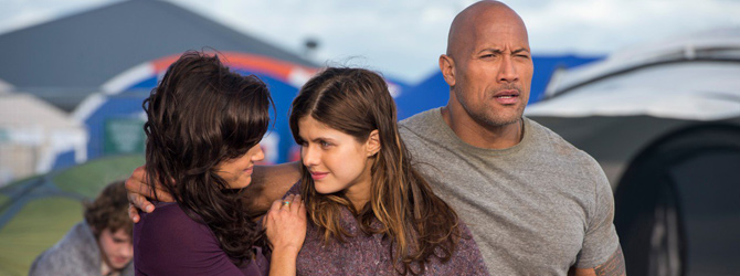 Dwayne Johnson va reveni in San Andreas 2