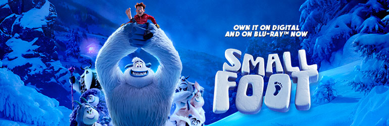 Smallfoot: Legenda lui Bigfoot cu susul in jos