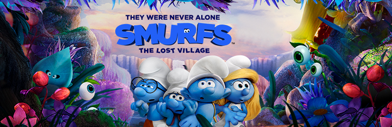 CineReview: Smurfs – The Lost Village