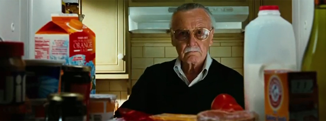 Video: Stan Lee Cameo School