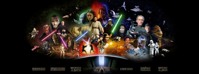 Maraton Star Wars – in octombrie la AXN