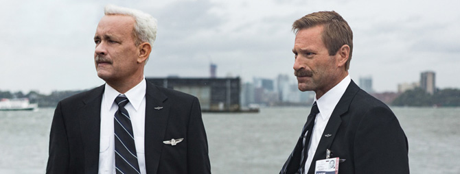 Video: Primul trailer la Sully, noul film regizat de Clint Eastwood