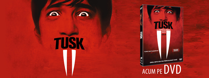 Nou pe DVD: Tusk, When The Games Stands Tall si The Skeleton Twins