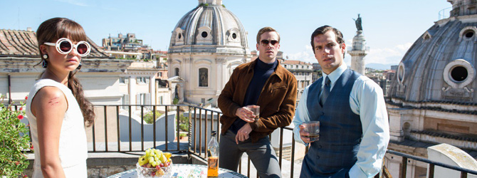 CineReview: The Man From U.N.C.L.E.