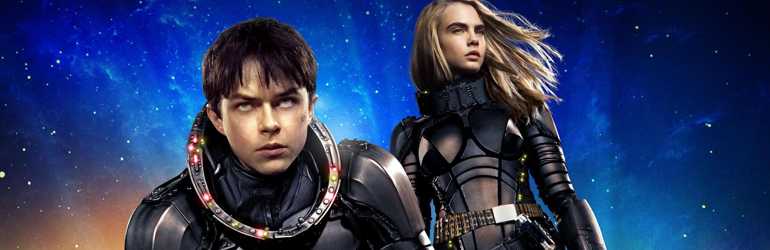 CineReview: Valerian and the City of a Thousand Planets