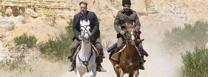 The Water Diviner: Russell Crowe revine la cinema in dublu rol - regizor si actor