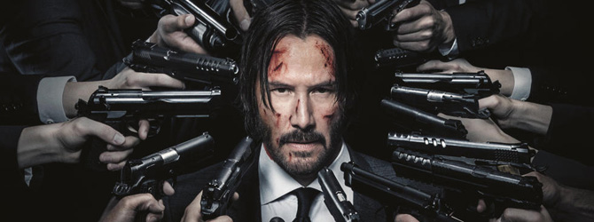 Keanu Reeves in spectaculosul trailer la John Wick: Chapter 2
