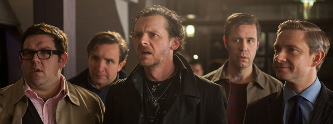 The World's End deschide Festivalul Luna Plina 2014